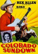 Colorado Sundown , Rex Allen
