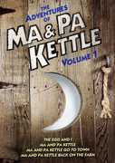 The Adventures of Ma and Pa Kettle: Volume 1 , Claudette Colbert