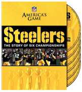 NFL: America's Game: Pittsburgh Steelers: The Story Of Six Championships