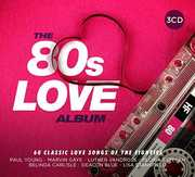 80s Love Album /  Various [Import] , Various Artists