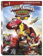 Power Rangers Dino Super Charge: Roar