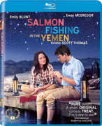 Salmon Fishing in the Yemen , Ewan McGregor