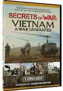 Secrets Of War: Vietnam - A War Unwanted , Charlton Heston