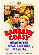 Barbary Coast , Miriam Hopkins