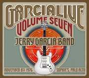 GarciaLive Vol.7  - November 8th 1976 Sophie's Palo Alto , Jerry Garcia