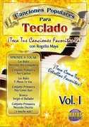 Canciones Populares Para Teclado: Volume 1