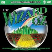 Karaoke: The Wizard Of Oz - Songs From The Musical , Wizard of Oz, the: Songs From the Musical (Accompan