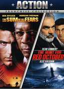 The Sum of All Fears /  The Hunt for Red October , Morgan Freeman
