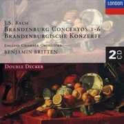Brandenburg Concerti 1-6 , Benjamin Britten