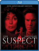 Suspect (30th Anniversary Edition) , Dennis Quaid