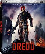 Dredd , Karl Urban
