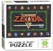 Puzzle(550 Piece): The Legend Of Zelda Classic