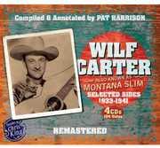 Montana Slim 1933-1941 , Wilf Carter