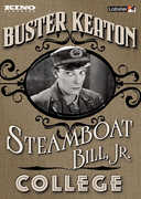 Steamboat Bill, Jr. /  College , Buster Keaton