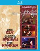 Santana Presents Blues at Montreux 2004 , Santana