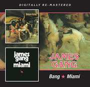 Bang /  Miami [Import] , James Gang