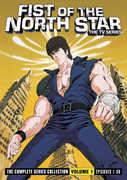 Fist of the North Star: The TV Series: Volume 1 , Benjamin Brat