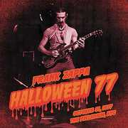 Halloween 77 , Frank Zappa