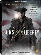 Sons of Liberty , Rebecca Budig