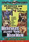 Hercules Against the Moon Men /  The Witch's Curse , Alan Steel