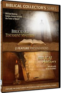 Biblical Collector's Series: Biblical Old Testament Stories /  Biblical Authors