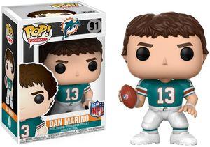 FUNKO POP! SPORTS: NFL Legends - Dan Marino (Dolphins Home)