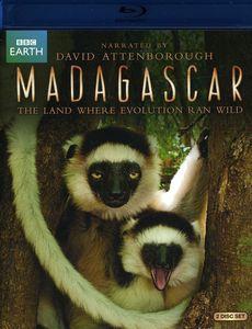 Madagascar (2011) , David Attenborough