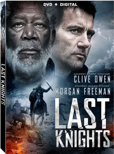 The Last Knights , Morgan Freeman