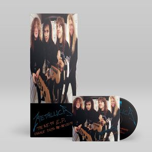 The $5.98 EP - Garage Days Re-Revisited (Remastered) (CD w/ Longbox) (Limited) , Metallica