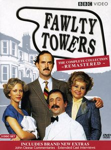 Fawlty Towers: The Complete Collection (Remastered) , Andrew Sachs