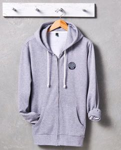 TCM Sweatshirt in Heather Gray (Small)