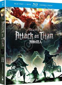 Attack On Titan: Season Two