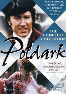 Poldark: The Complete Collection , Robin Ellis