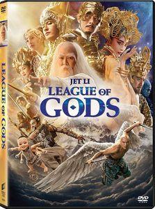 League of Gods , Jet Li