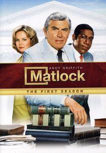 Matlock: Season One , Steve Inwood