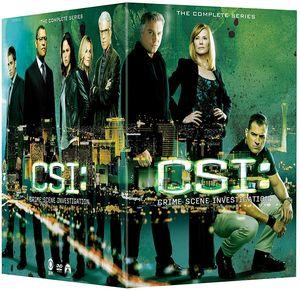CSI: Crime Scene Investigation: The Complete Series , William Petersen