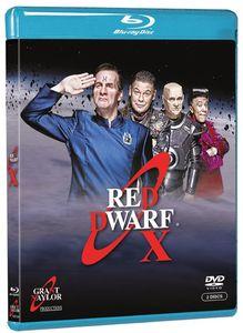 Red Dwarf: X , Chris Barrie