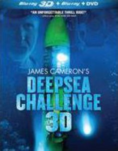 James Cameron's Deepsea Challenge , James Cameron