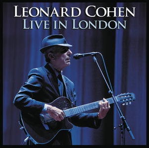 Live In London , Leonard Cohen