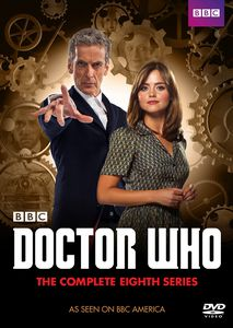 Doctor Who: The Complete Eighth Series , Brian Cox