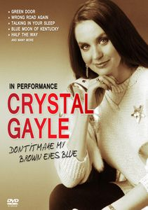 Dont It Make My Brown Eyes Blue , Crystal Gayle