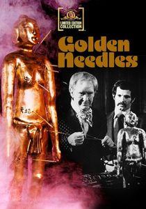 Golden Needles , Joe Don Baker