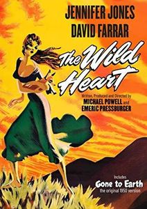 The Wild Heart (aka Gone to Earth) , Jennifer Jones