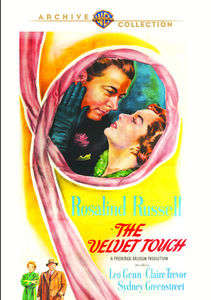 The Velvet Touch , Rosalind Russell