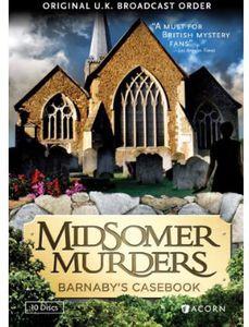 Midsomer Murders: Barnaby's Casebook , John Nettles