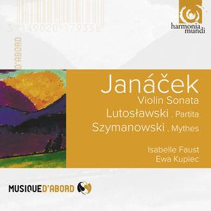 Violin Sonata , Isabelle Faust