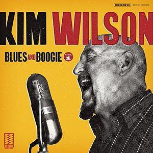 Blues And Boogie, Vol 1 , Kim Wilson