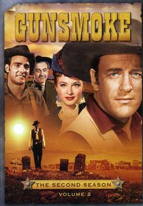 Gunsmoke: The Second Season Volume 2 , Andrew Duggan