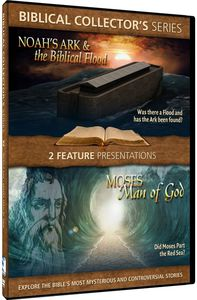 Biblical Collector's Series: Noah's Ark & the Biblical Flood /  Moses--Man of God , Chiu Chi Ling