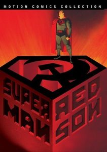 Superman: Red Son Motion Comics , Cindy Robinson